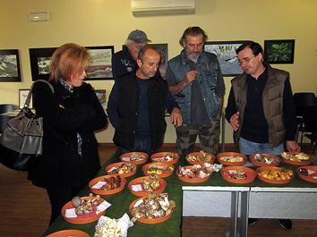 Mostra micologica a Castelmartini